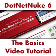 How to Build a website in DNN 6.x