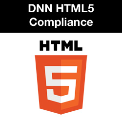 How to Achieve DNN HTML5 Compliance