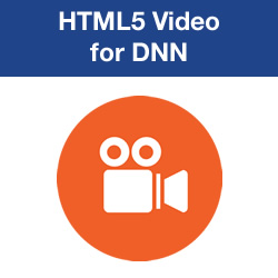 How to use HTML5 Video in DNN