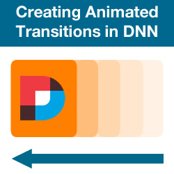 How to Create Animated Transitions in DNN