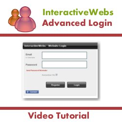 How to Install Advanced Login and Facebook Authentication