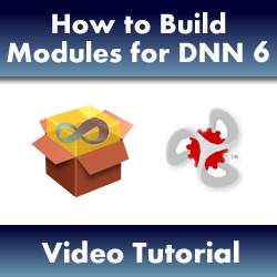 How to Build a Module for DotNetNuke 6 - Setting up DNN and Visual Studio