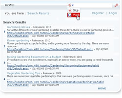 Setup and Configure DotNetNuke Core Search