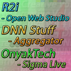 Issue 43 OnyakTech Sigma Live, DNNStuff Aggregator and Open Web Studio Tutorials