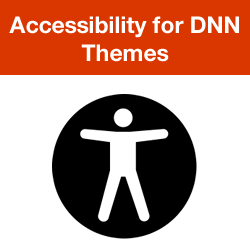 Accessibility for DNN Themes