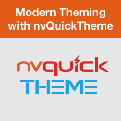 Modern DNN Theme Development with nvQuickTheme